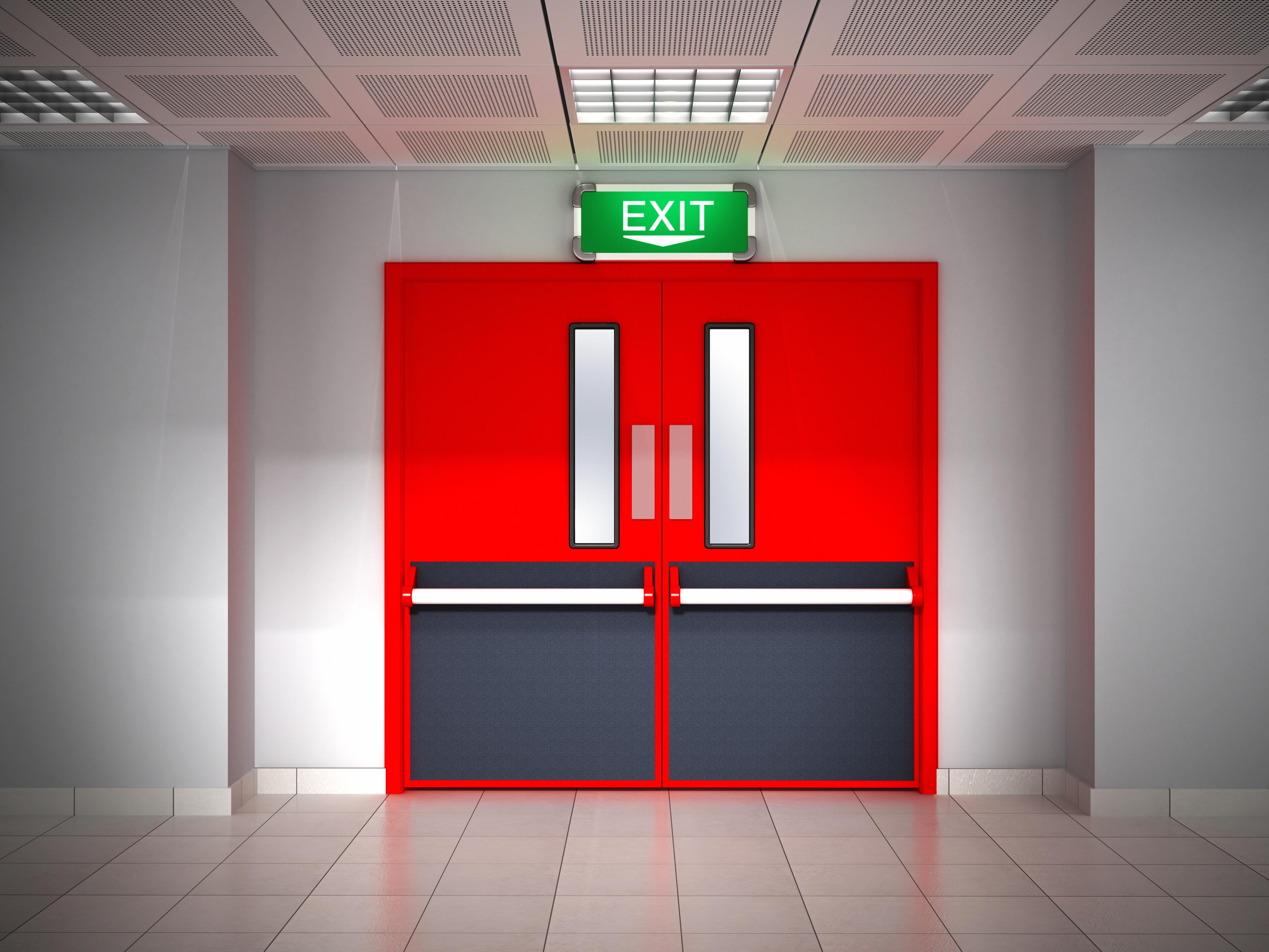 Fire exit doorSimilar images:
